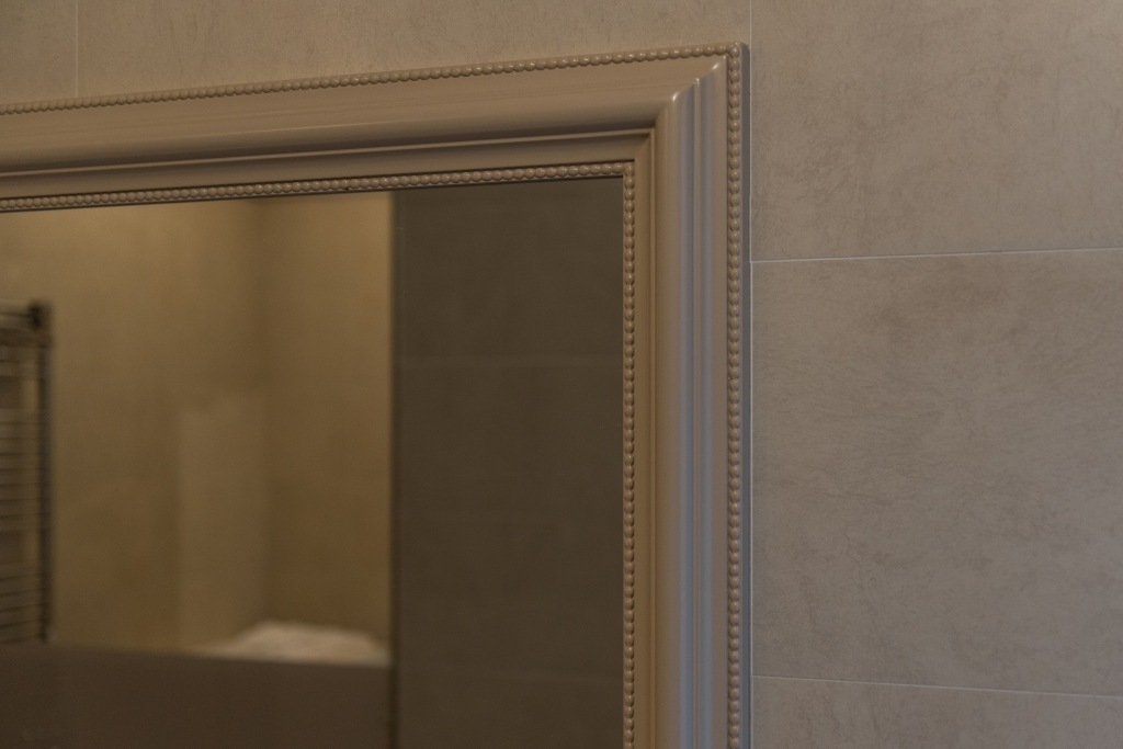 rama cu oglinda executata la comanda